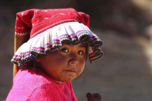 Faces of Peru 1