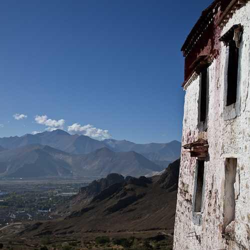 Tibetan Religious Architecture, Drepung Monastery