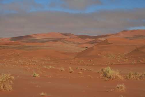 colours of Namibia