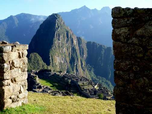Macchu Picchu - everlasting memories.