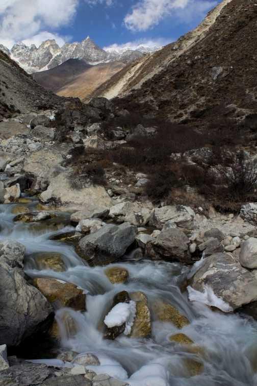 River....