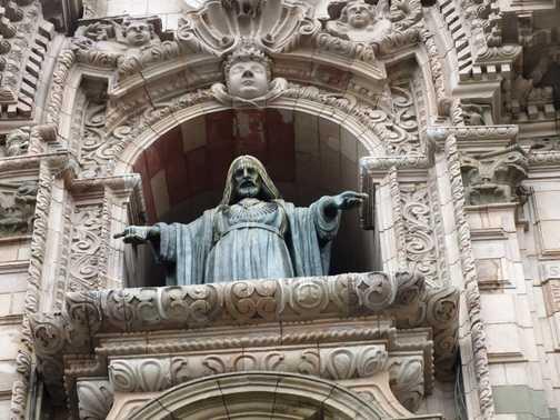 La Catedral Lima