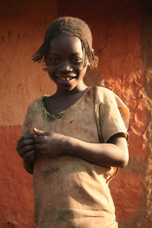 Ari village girl