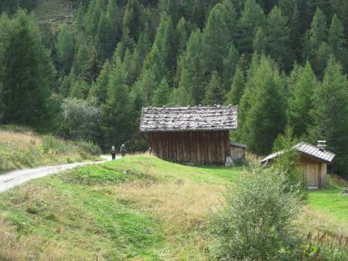 Near Truna Hutte
