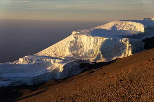 Amazing glaciers