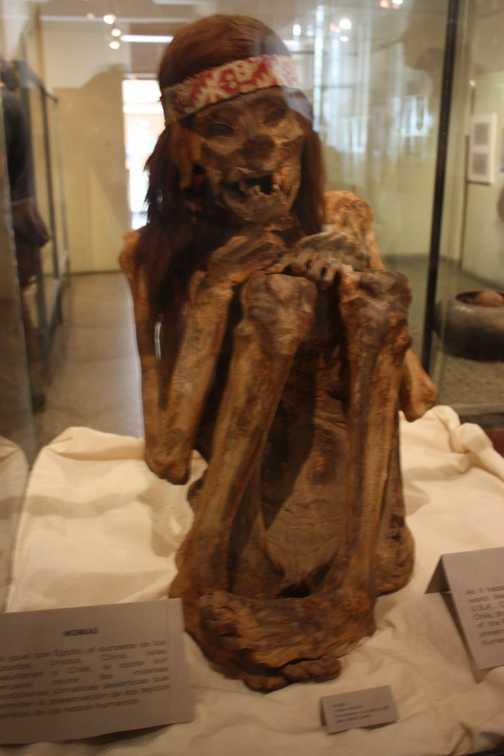 Mumified