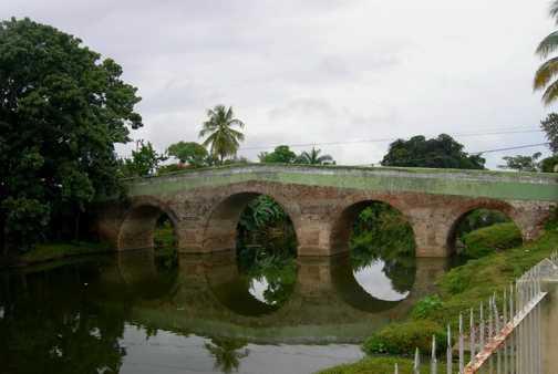 Bridge in Sancti Spiritus