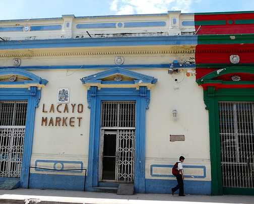 Lacayo market