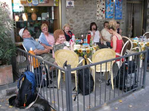 Castiglione - Ice Cream stop