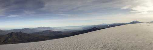 Cotopaxi Summit