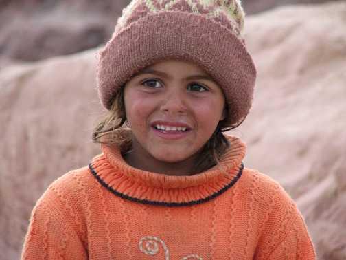 Petra: Trinket seller