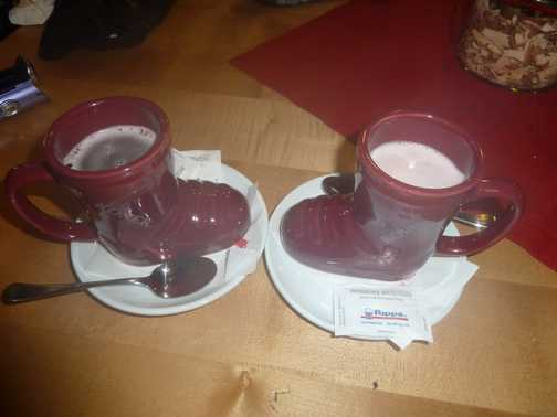 Fill your boots with Gluwein