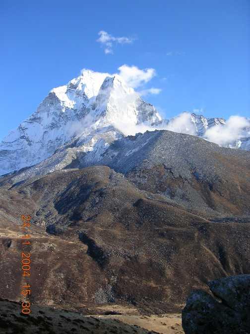 More stunning mountain scenery