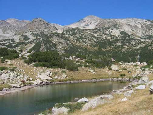 Pirin Glacial Lake_2