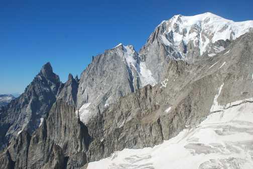 Mont Blanc, Brenva Face