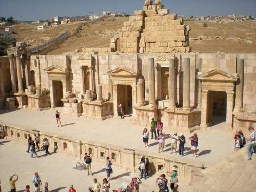 The Theatre Jerash