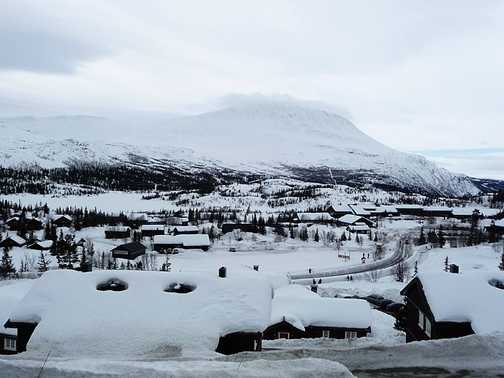 The Kitavatin Fjellstoge area