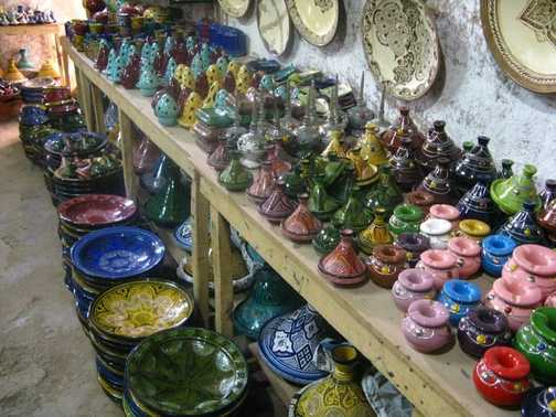 excellent pottery