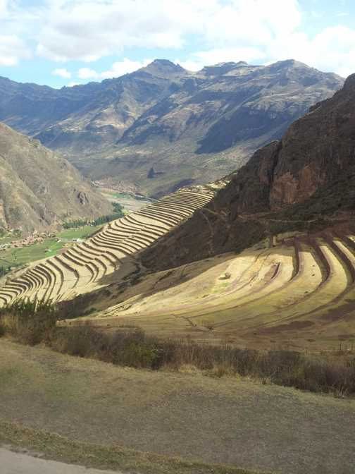 Sacred Valley - Pisac terraces