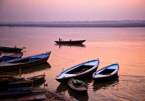 Pilgrimage at Varanasi