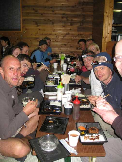 Tastes good: evening meal - Station Eight (hachi-gome)