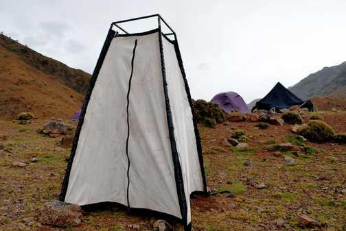 """little boy's tent"""