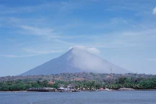 Volcan Conception, Isla Ometepe
