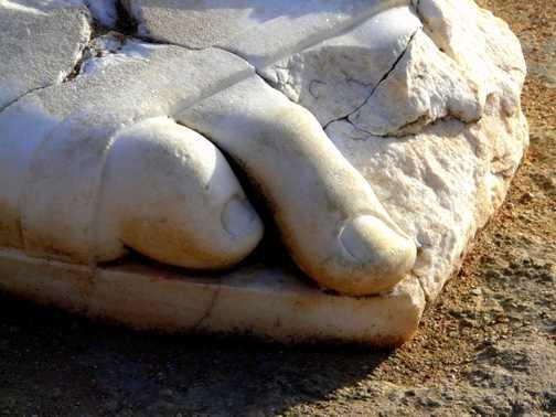 Carthage - Huge Foot