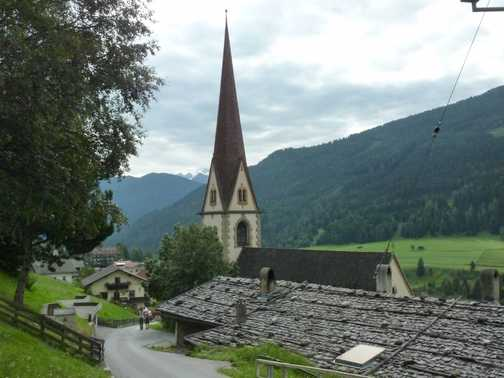 Trins Church