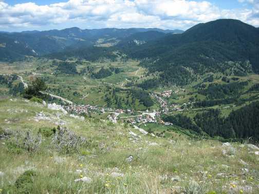 view of Yagodina