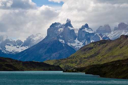 Cuernos del Paine, Patagonia