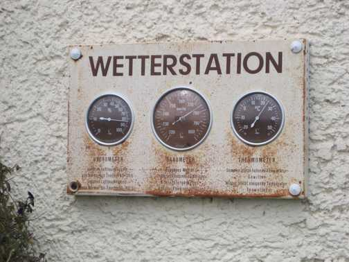 Wetter, or Hotter?