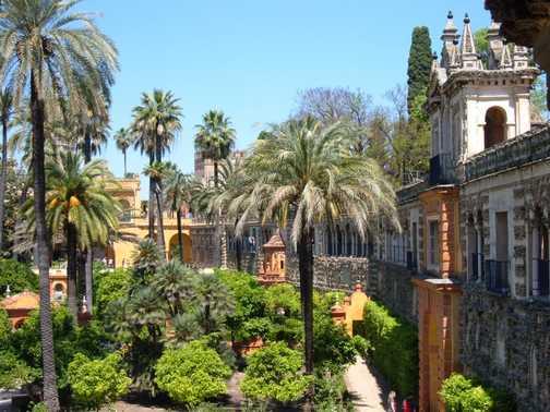 Seville-Alcazar 2