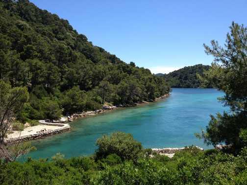 Island of Mijet