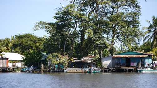 outside Tortugureo
