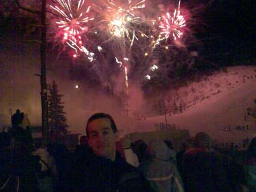 New year in Ruka