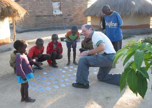 teaching card games - pairs