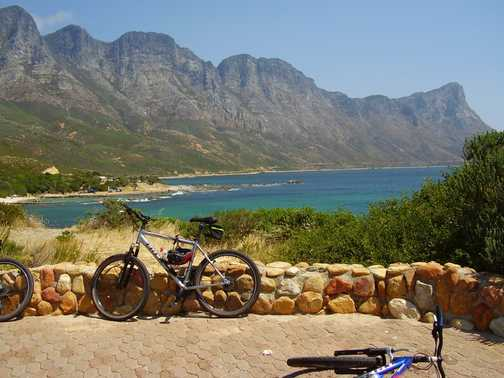 Cycling the Cape