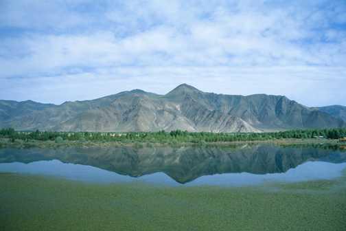 Lakes on the plateau