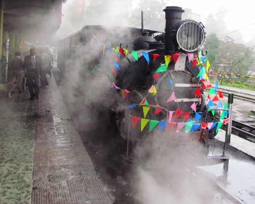 Toy Train - UNESCO World Heritage Site