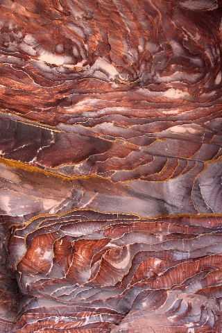 Rock colours Petra