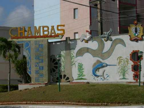 Welcome to Chambas