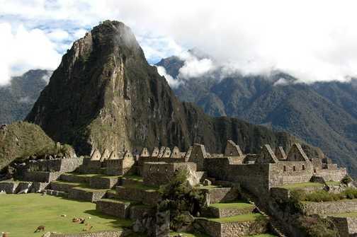 Machu Picchu at last!!!