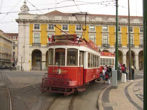 Tourist Tram