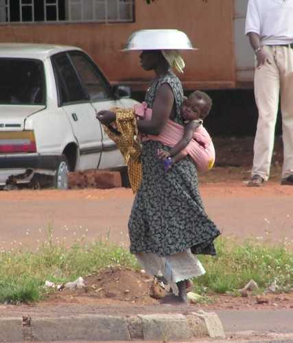Carrying the African Way