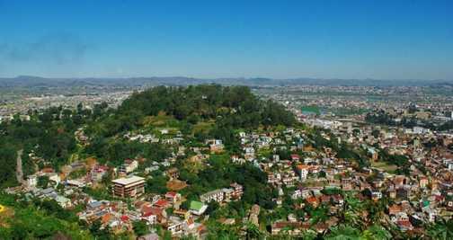Madagascan scenery