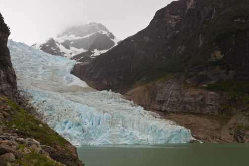 Serrano Glacier, Patagonia