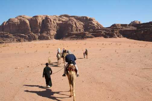 Wadi Rum here we come!