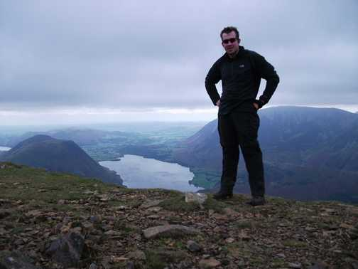 On top of Red Pike