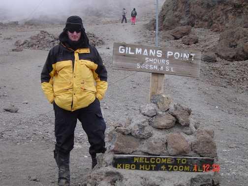 Next stop, Gilmans point